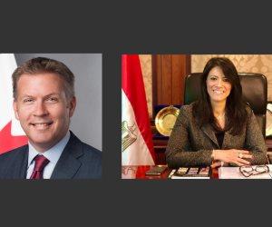 «التعاون الدولي» والسفارة الكندية تعلنان برنامج تعاون ثنائي لدعم تمكين المرأة