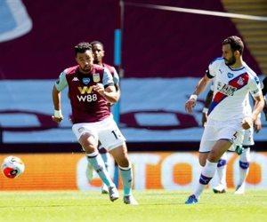 تريزيجيه أفضل لاعب في مباراة أستون فيلا ضد كريستال بالاس