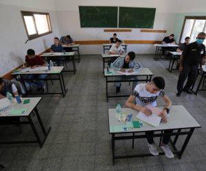 بعد تداول امتحان الجبر والهندسة الفراغية.. «التعليم» تؤكد: ضبط الطالب المسئول عن النشر