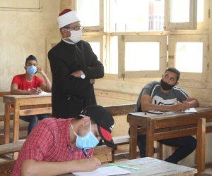 رئيس امتحانات الأزهر يعلن اعتماد نتيجة الدور الثانى للثانوية الأزهرية غداً