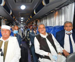 القاهرة تستقبل وفد القبائل الليبية لمناقشة التداعيات الراهنة للأزمة الليبية