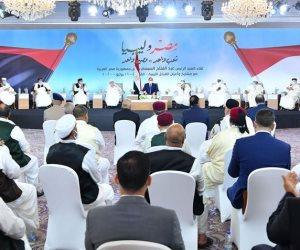 القبائل الليبية تطالب الرئيس السيسى بتدخل الجيش المصرى حال الهجوم على سرت