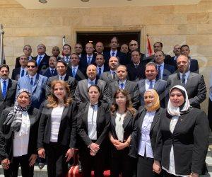"""بالصورة والأسماء كاملة.. مرشحو انتخابات """"الشيوخ"""" بقائمة """"من أجل مصر"""" عن الصعيد"""