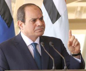 يوسف أيوب يكتب: حينما حدد الرئيس السيسي خط (سرت - الجفرة) كانت بداية التراجع التركي في ليبيا