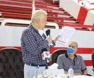 وزير الرياضة يجيب: هل يحق لـ مرتضى منصور الترشح لرئاسة الزمالك؟
