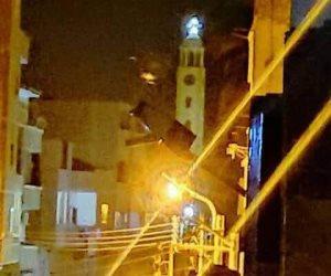 نشطاء يتداولون صورا لظهور العذراء فى دير مواس.. وكاهن: بعض الأقباط شاهدوها
