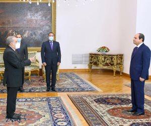 وزير الإنتاج الحربى الجديد: توجيه كامل من القيادة السياسية للاهتمام بالتصنيع العسكرى
