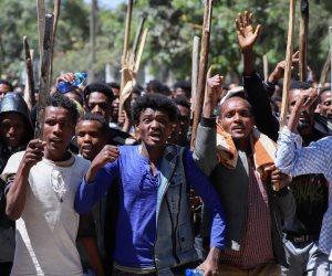 إثيوبيا تنتفض بالمظاهرات ضد الحكومة.. ومطالبات دولية بسحب جائزة نوبل للسلام من آبي أحمد