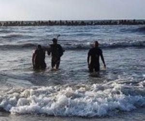 الإنقاذ النهري تنتشل جثمانين من ضحايا شاطئ الصفا في الإسكندرية