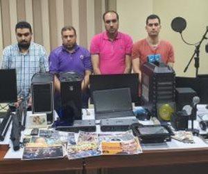 بالأسماء والتفاصيل.. الداخلية تضبط خلية إرهابية بالإسكندرية تنتج فيديوهات مفبركة عن مصر