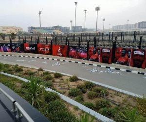 استادات المحروسة جاهزة لاستقبال مباريات الدوري