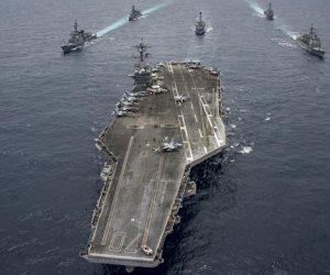 الحرب الباردة تبدأ بين إيران وأمريكيا ومؤشرات لضرب الأسطول البحري