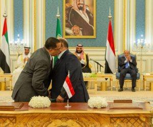 اليمنيون سعداء بسرعة تنفيذ اتفاق الرياض.. خطوة جديد نحو السلام