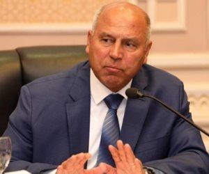 كامل الوزير: وعدت الرئيس بسرعة الانتهاء من تطوير الطريق الدائري