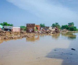 السودان: انهيار مفاجئ لسد بوط على النيل الأزرق وتدمير أكثر من 600 منزل