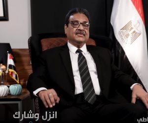 """رئيس حزب """"المصرى الديمقراطى """": تحالفنا بالقائمة الوطنية من أجل مصر هدفه بناء دولة مدنية حديثة """"فيديو"""""""