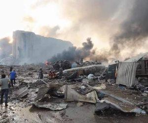30 قتيلا و3000 جريحا حتى الآن فى انفجار لبنان ومستشفيات بيروت تعلن الطوارئ