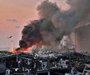 لك الله يا بيروت.. الصحة اللبنانية تعلن ارتفاع عدد ضحايا انفجار بيروت إلى 154 شخصا