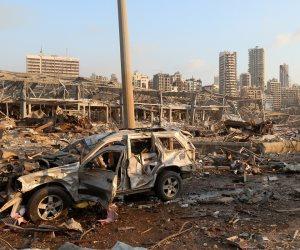 التحقيق مع وزراء لبنانيين حاليين وسابقين في انفجار بيروت