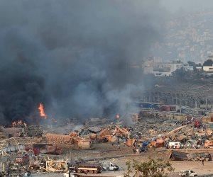 اندلاع تظاهرات فى بيروت.. والجيش اللبنانى يدعو إلى عدم التعدى على الممتلكات