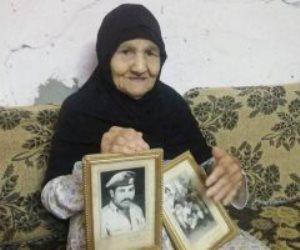 """أكبر معمرة بالوادي حضرت الملكية واستشهد أبنها في """"أكتوبر"""".. ماذا نعرف عن """"الحاجة نادية""""؟"""