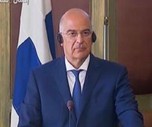 وزير خارجية اليونان: اتفاقية تركيا مع حكومة السراج غير قانونية