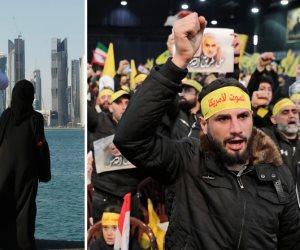 تعاون قطري مع حزب الله.. تقرير نمساوي يكشف تمويل الدوحة لحزب الله بالسلاح
