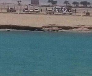 بلاغ بسقوط طائرة خاصة في أرض مهبط مطار الجونة