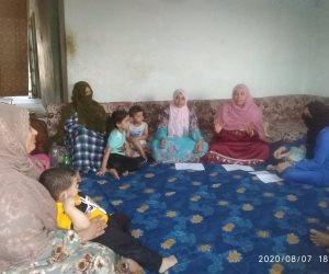 """""""صوتك لمصر بكرة """".. """"القومي للمرأة"""" ينظم ندوة بشمال سيناء حول انتخابات مجلس الشيوخ (صور)"""