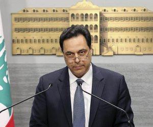 رئيس الحكومة اللبنانية حسان دياب يقدم استقالته إلى الرئيس ميشال عون