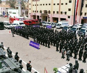 مديرية أمن القاهرة تستعد لتأمين انتخابات مجلس الشيوخ بقطاعات العاصمة
