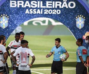 إلغاء المباراة الافتتاحية فى الدورى البرازيلى بعد ظهور 10 حالات كورونا