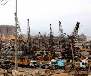 """بعد انفجار """"المرفأ"""".. بيروت تنزف خسائر مالية بقيمة 15 مليار دولار"""