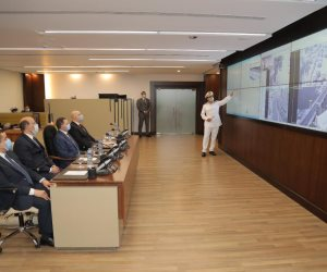 وزير الداخلية من غرفة العمليات للضباط: تذليل العقبات التي تواجه الناخبين وكبار السن (فيديو)