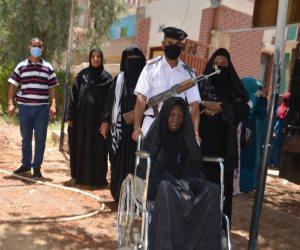 ملحمة انتخابية من نساء مصر بالمحافظات.. إقبال تاريخي للمرأة على انتخابات الشيوخ (صور)