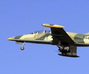 سلاح الجو الليبي ينفذ سلسلة غارات استهدفت ميليشيات «الوفاق»