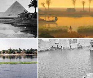 في يوم وفائه.. هل عانق النيل حضارة مثل حضارة المصريين ؟