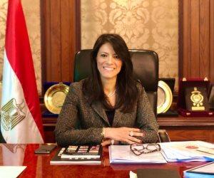 المشاط: مصر تحصل على المركز الأول باتخاذها 21 إجراءً لمساندة المرأة خلال أزمة كورونا