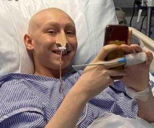 مراهق بريطاني يتحدى السرطان: أخبره الأطباء أنه لن يعيش حتى 2020