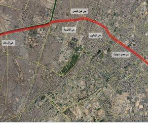 محافظة القاهرة تطلق اسم الفريق العصار والشهيد هشام بركات على محاور مرورية