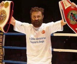 بطل أوروبا في الملاكمة يتلقى تهديدات بالقتل بعد توجيهه انتقادات لأردوغان