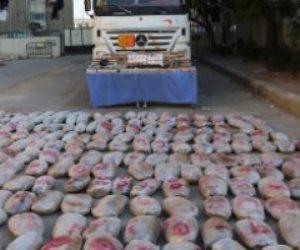 الداخلية تحبط تهريب شحنة مخدرات بنفق أحمد حمدي بقيمة 30 مليون جنيه
