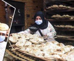 """تقرير لـ""""التموين"""": الدولة تدعم الخبز بـ53 مليار جنيه لضمان ثبات سعر الرغيف 5 قروش"""