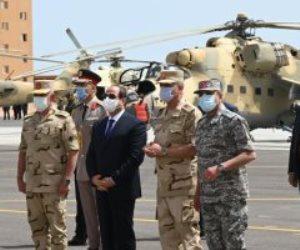 60 يوماً على تحذير السيسي: سرت خط أحمر.. الإرادة المصرية تتجسد على الأرض