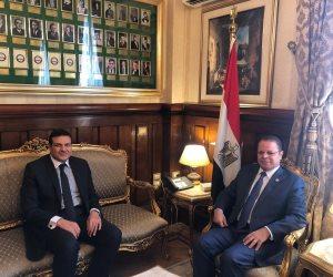القضاء الأعلى يوافق على ترشيح المستشار محمد غراب نائب عام مساعد