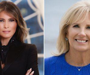 """صراع الجميلة والقوية بين """"ميلانيا ترامب وجيل بايدن"""".. من ستصبح سيدة أمريكا الأولى؟"""