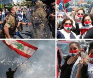الانفجارات المجهولة وتفشي فيروس كورونا يعمقان الأزمة الاقتصادية في لبنان