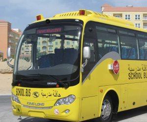 إحالة 13 سائقا للنيابة.. حملات للكشف عن متعاطي المخدرات بين سائقى الحافلات المدرسية
