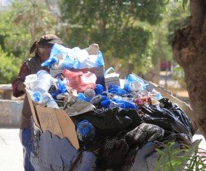 في أول أيام عيد الأضحى المبارك.. رفع ١٢ ألف طن مخلفات وقمامة من شوارع الجيزة (صور)