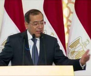وزير البترول: مشروعات زيادة إنتاج البنزين تصل إلى 7.5 مليار دولار